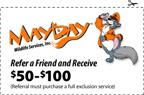 MayDay coupon